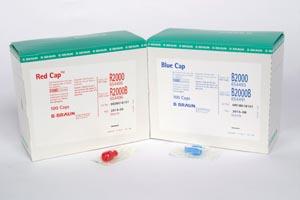 B BRAUN REPLACEMENT CAPS : BW1000 CS $46.20 Stocked