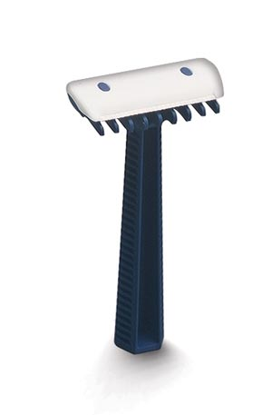 ACCUTEC PERSONNA PREP RAZORS : 75-4005 CS